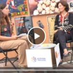 Mon interview au Festival du livre de Mouans-Sartoux, le 5 octobre.