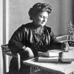Interview imaginaire à Maria Montessori